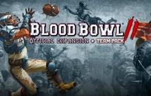 Blood Bowl 2: Official Expansion + Team Pack Badge
