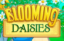 Blooming Daisies Badge