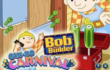 Bob the Builder Can-Do Carnival Badge