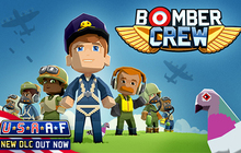 Bomber Crew Badge