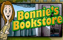 Bonnie's Bookstore Badge