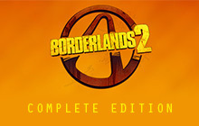 Borderlands 2 Complete Edition Badge