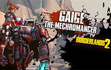 Borderlands 2: Mechromancer Pack Badge