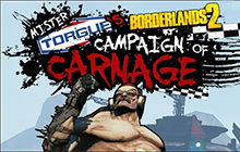 Borderlands 2: Mr. Torgue's Campaign of Carnage Badge