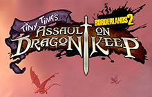 Borderlands 2: Tiny Tina's Assault on Dragon Keep Badge