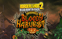 Borderlands 2: TK Baha's Bloody Harvest Badge