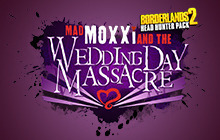 Borderlands 2: Wedding Day Massacre Badge