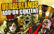Borderlands: Add-On Content Badge