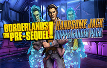 Borderlands: The Pre-Sequel: Handsome Jack Doppelganger Pack Badge