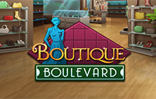 Boutique Boulevard Badge