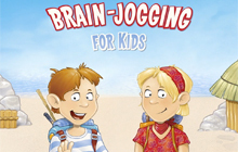 Brainjogging for Kids Badge