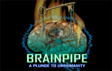 BRAINPIPE Badge