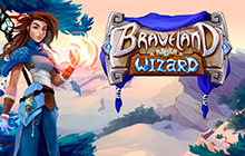 Braveland Wizard Badge