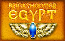 Brickshooter Egypt Badge