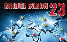 Bridge Baron 23 Badge