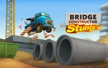 Bridge Constructor Stunts Badge
