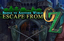 Bridge to Another World: Escape From Oz Badge
