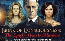 Brink of Consciousness: The Lonely Hearts Murders Collector's Edition Badge