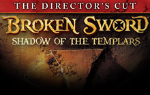 Broken Sword: Shadow of the Templars Director's Cut Badge