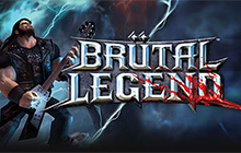 Brutal Legend Badge