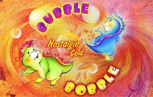 Bubble Bobble Nostalgie Badge