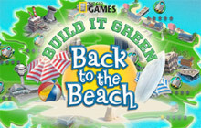 Build It Green! Back to the Beach Badge
