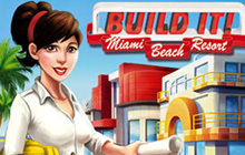 Build It! Miami Beach Resort Badge