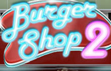 Burger Shop 2 Badge
