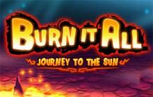 Burn It All Badge