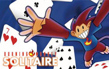 Burning Monkey Solitaire 4 Badge
