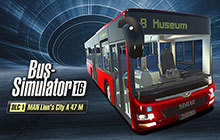 Bus Simulator 16 - MAN Lion's City A 47 M Badge