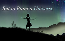 But To Paint A Universe Badge