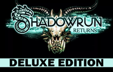 Shadowrun Returns Deluxe Badge