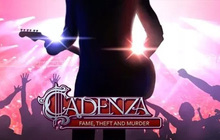 Cadenza: Fame, Theft and Murder Badge