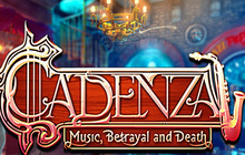 Cadenza: Music, Betrayal and Death Badge
