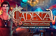 Cadenza: Music, Betrayal and Death Collector's Edition Badge