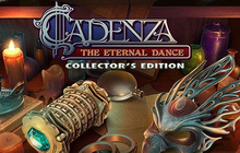 Cadenza: The Eternal Dance Collector's Edition Badge