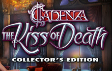 Cadenza: The Kiss of Death Collector's Edition Badge