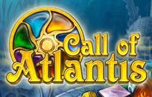 Call of Atlantis Badge