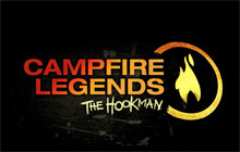 Campfire Legends - The Hookman Badge