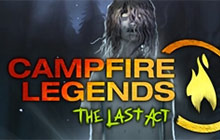 Campfire Legends - The Last Act Premium Edition Badge