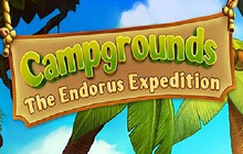 Campgrounds: The Endorus Expedition Badge