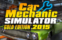 Car Mechanic Simulator 2015 Gold Edition Badge