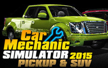Car Mechanic Simulator 2015 Pickup & SUV DLC Badge