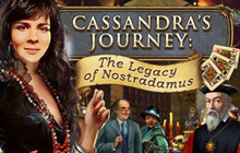 Cassandra's Journey: The Legacy of Nostradamus Badge