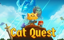 Cat Quest Badge