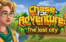 Chase for Adventure: The Lost City Badge