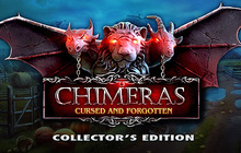 Chimeras: Cursed and Forgotten Collector's Edition Badge