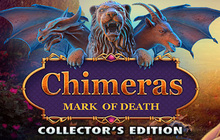 Chimeras: Mark of Death Collector's Edition Badge