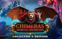 Chimeras: Mortal Medicine Collector's Edition Badge